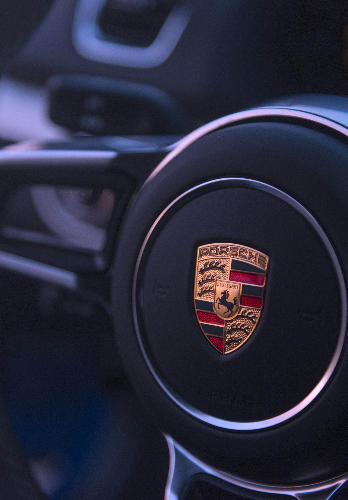 Porsche Cayman GT3