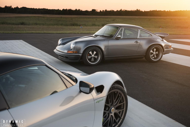 Porsche Photoshoot