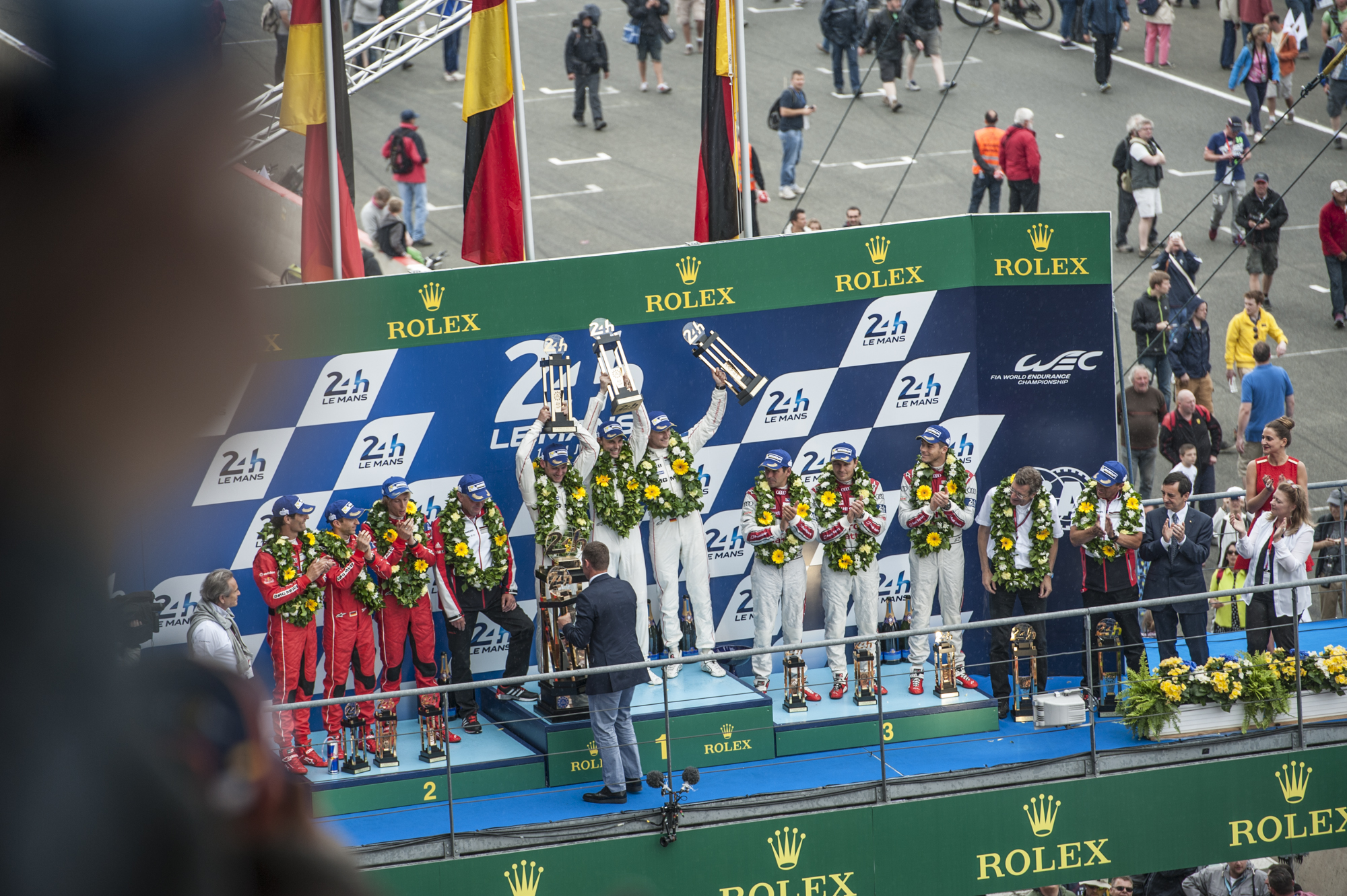 24 Hours of LeMans 2015
