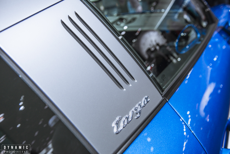 Chicago Auto Show 2016 Targa