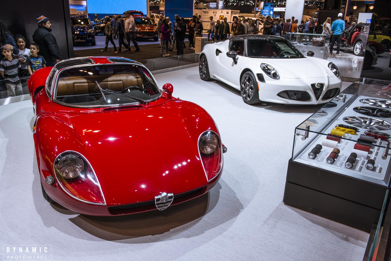 Chicago Auto Show 2016