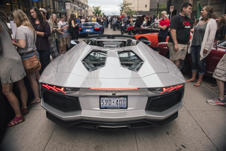 Lamborghini Aventador IMOLA Motorsports