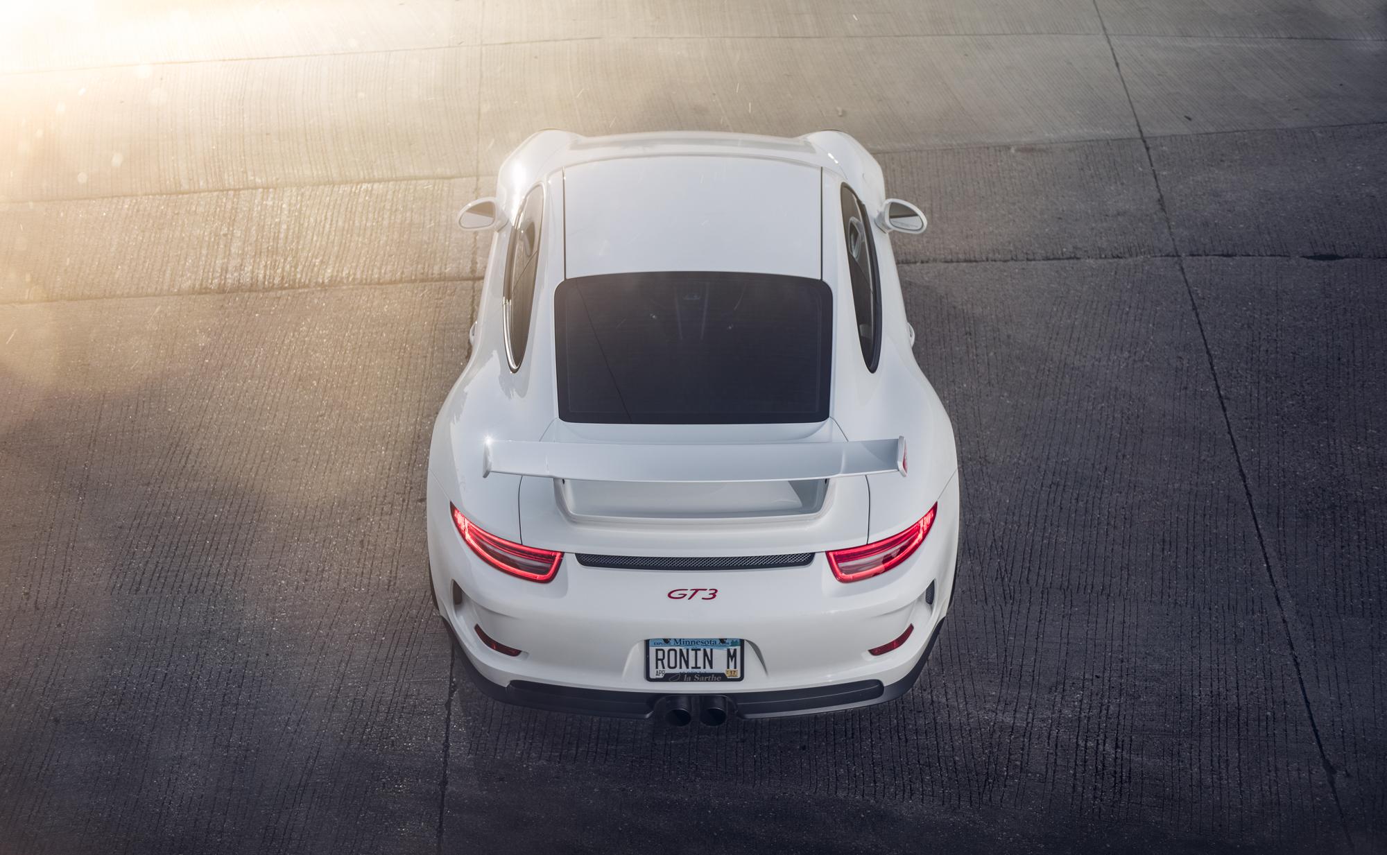Porsche GT3 991 911