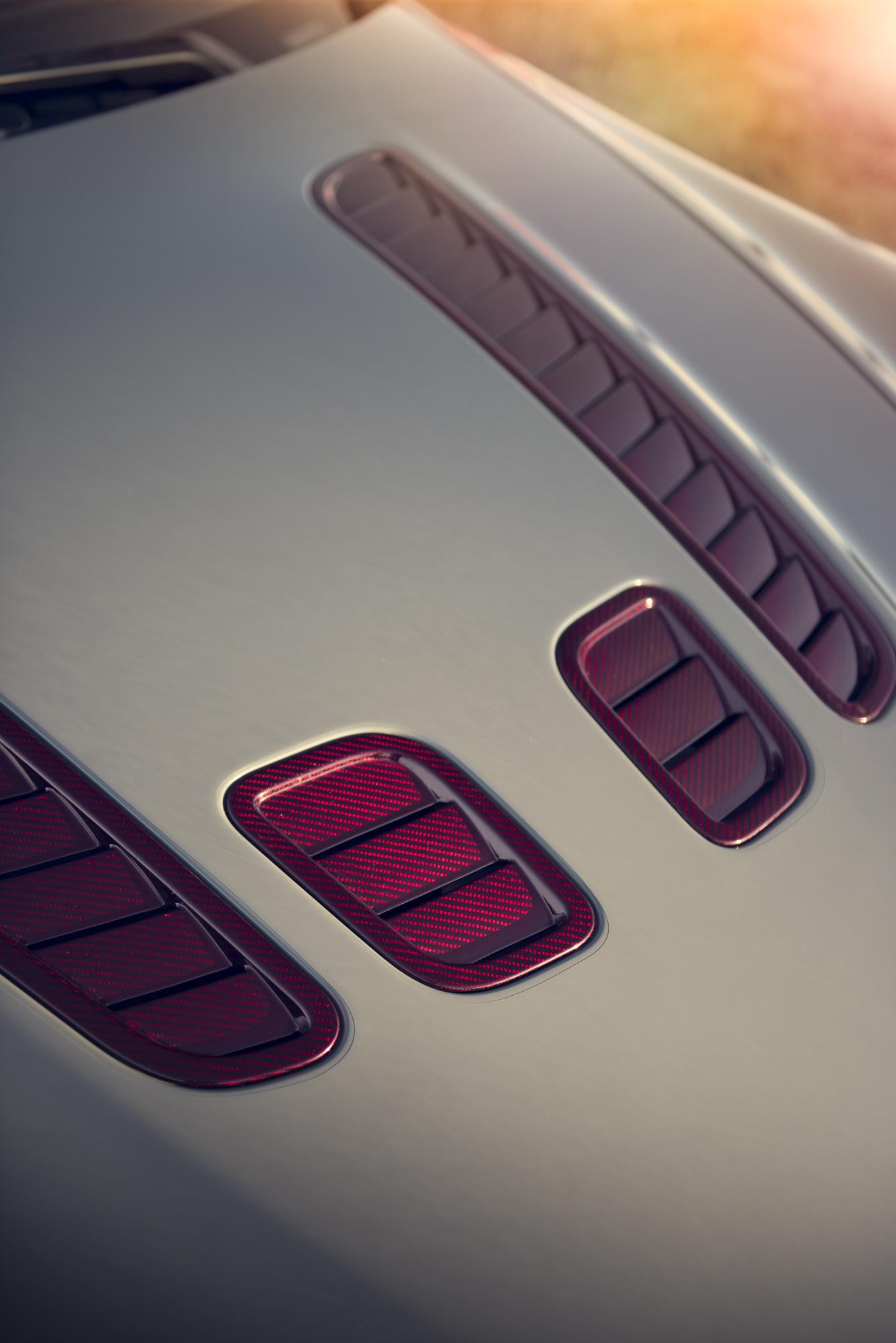 Aston Martin Q V12 Vantage S