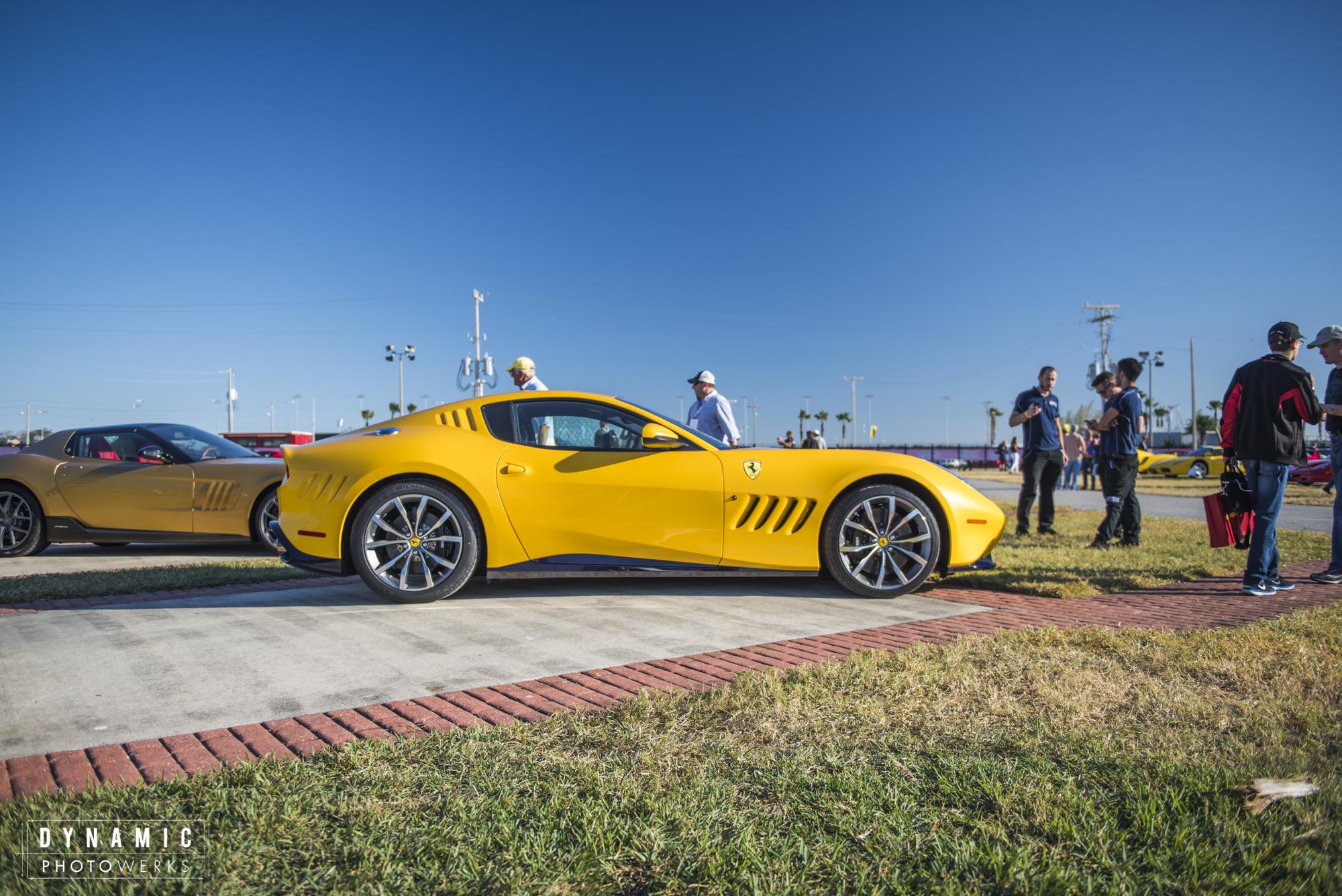 2016 Ferrari SP 275 RW Competizione