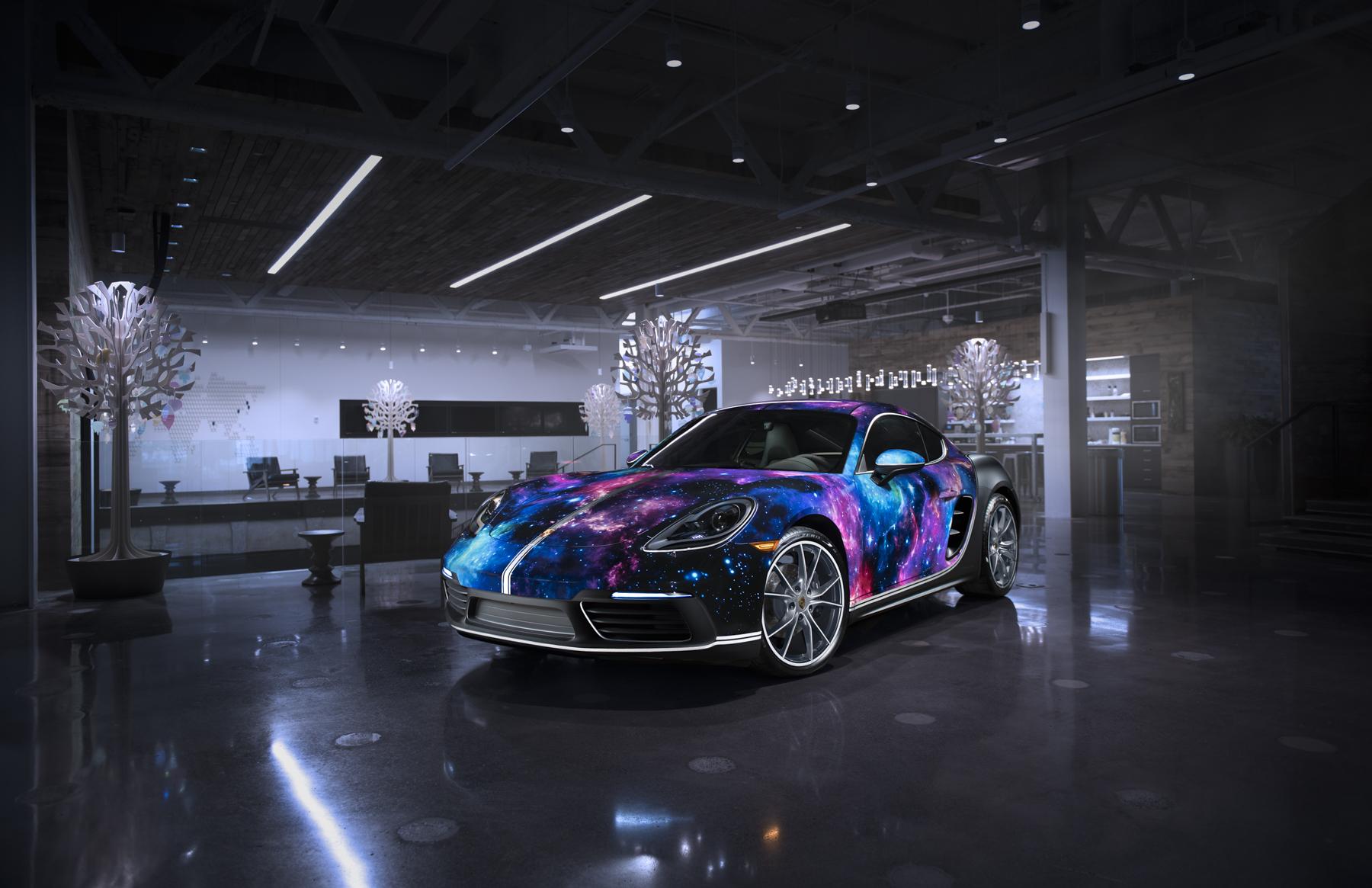 Porsche 3M