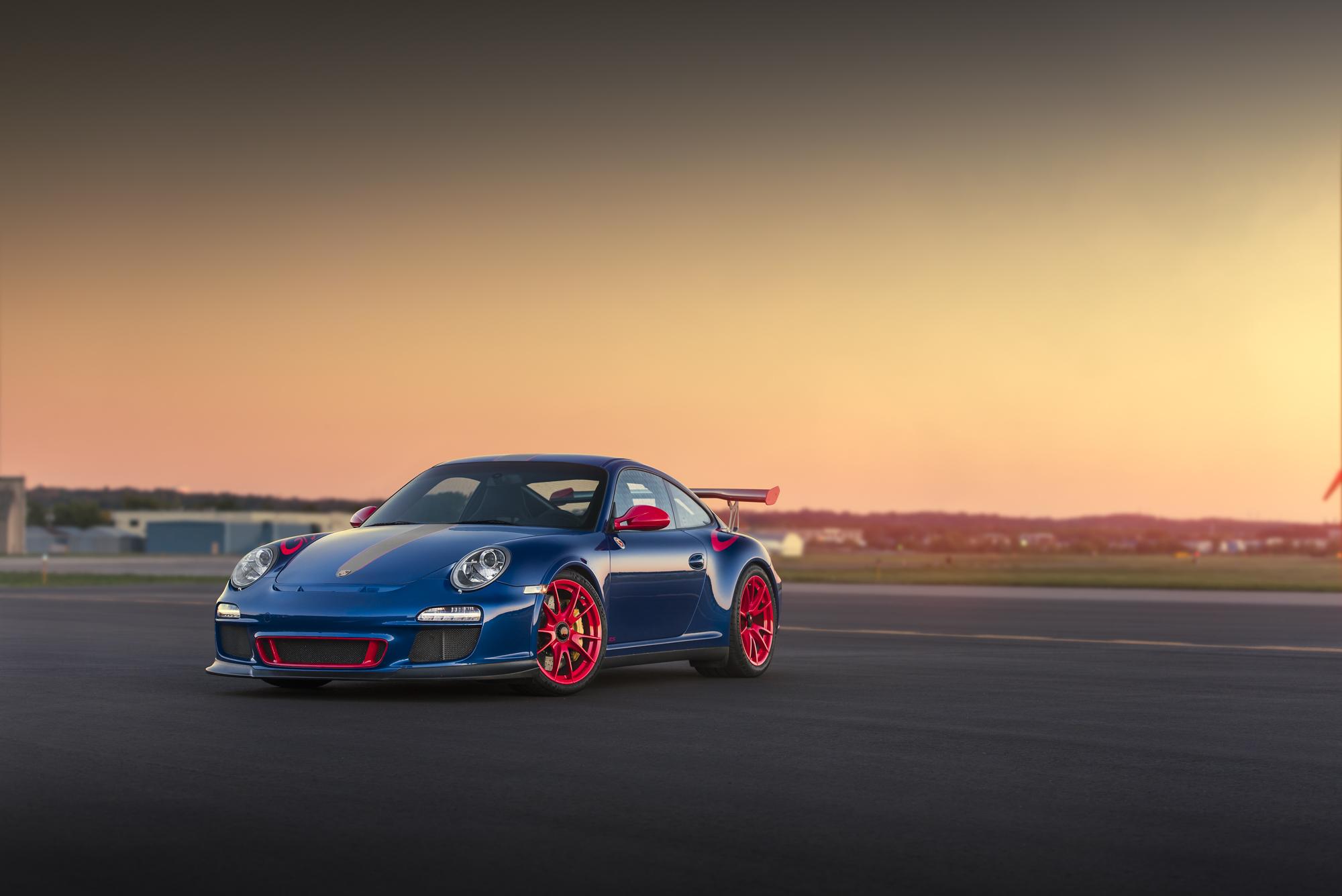 Porsche GT3RS 997