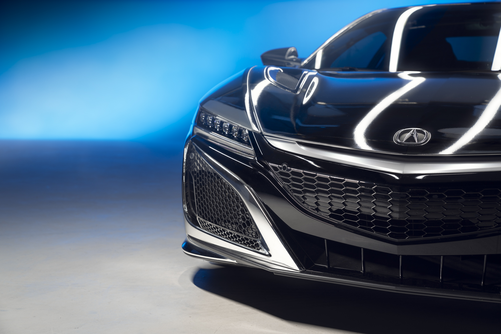 3M Chrome Acura NSX