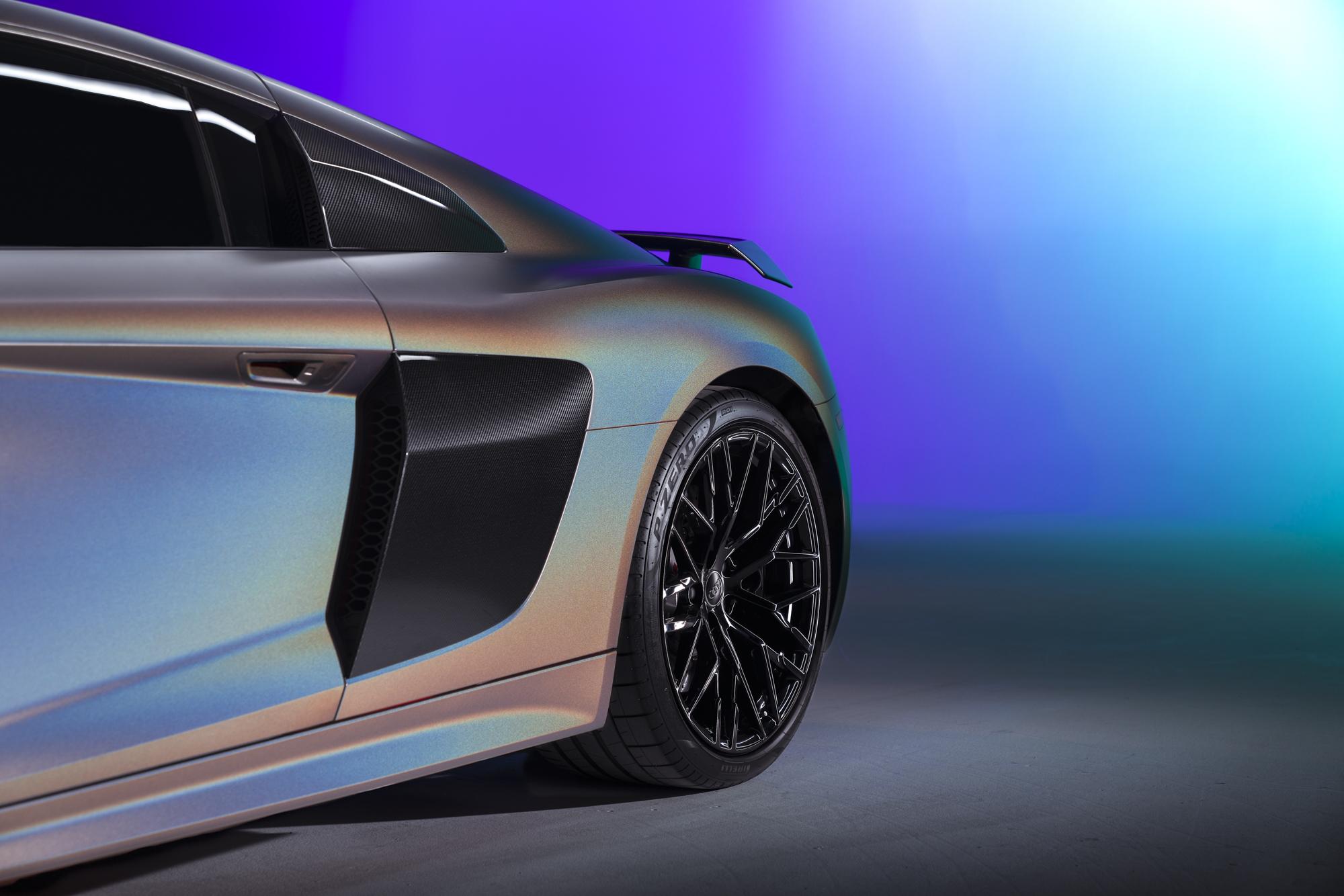 Audi R8 3M