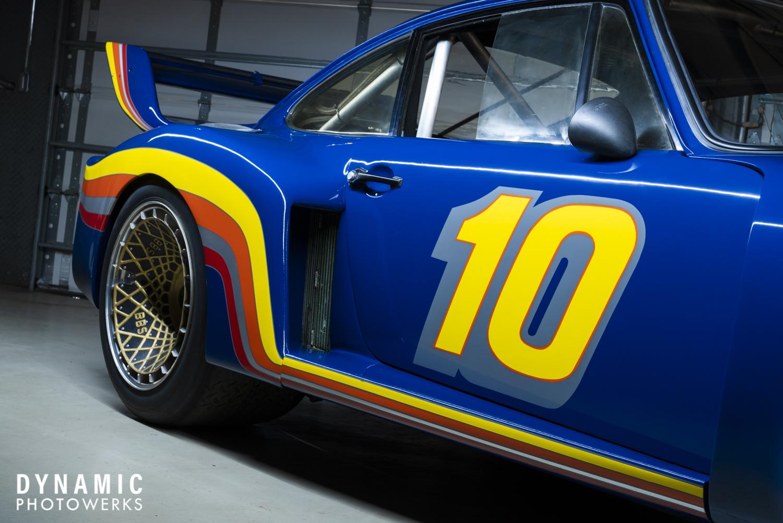 Porsche 935 Photo Shoot