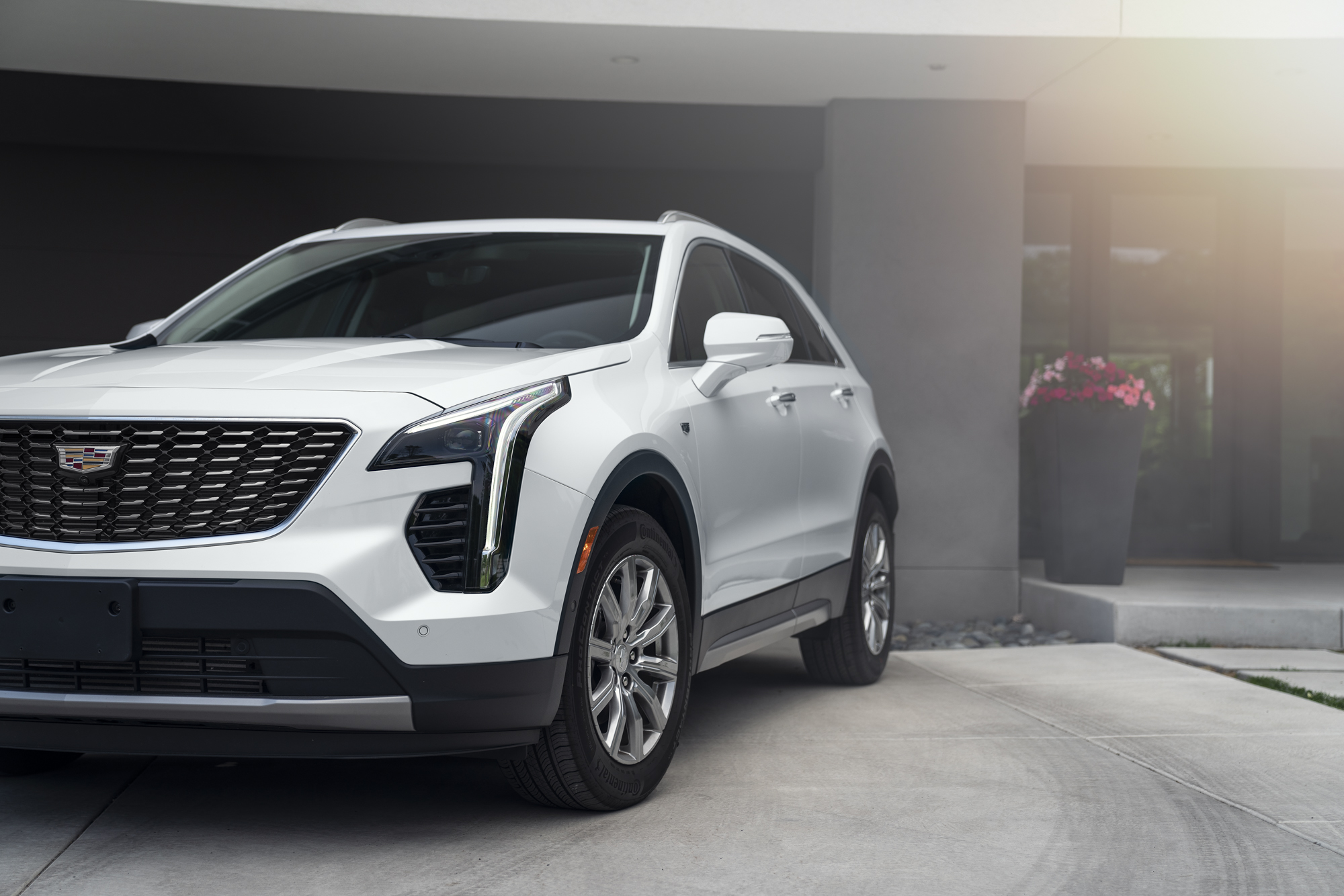 Cadillac ST4