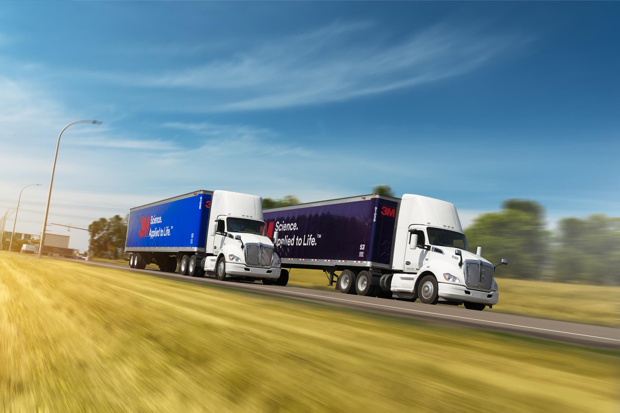 3M Truck Fleet