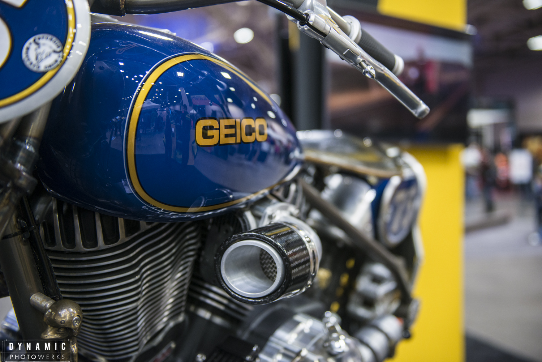 Motorcycle Header